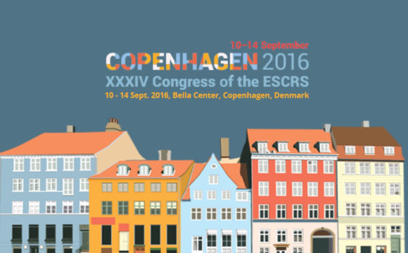 XXXIV International ESCRS Congress in Copenhagen