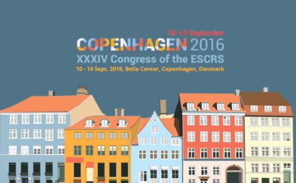 XXXIV International ESCRS Congress in Copenhagen