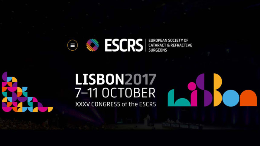 XXXV International ESCRS Congress in Lisbon
