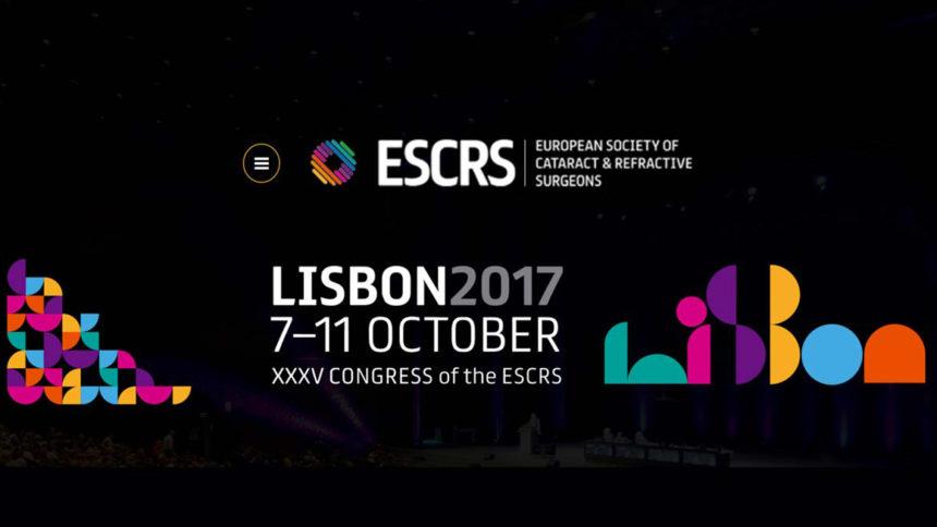 XXXV Congresso Internazionale ESCRS a Lisbona