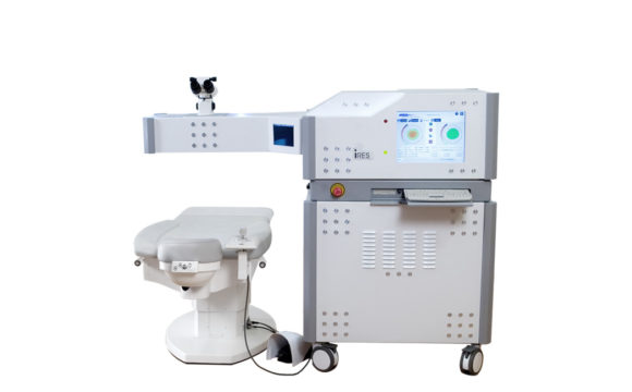 iRes™ High Performance Excimer Laser