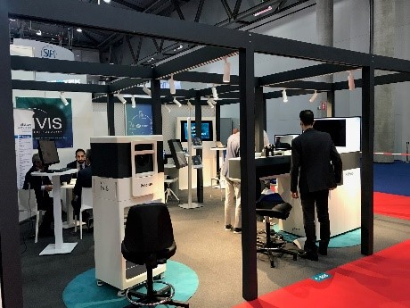 iVis participation at XXXVI International ESCRS Congress in Vienna