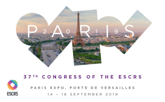 37th International ESCRS Congress in Paris