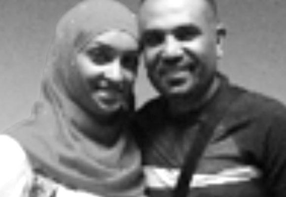 MR. AND MRS. HAMAD