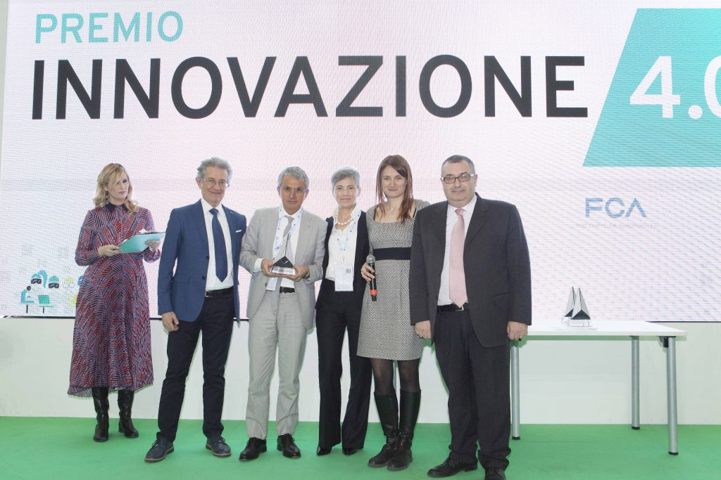 Premiazione iVis Ligi Automation & Testing 2020