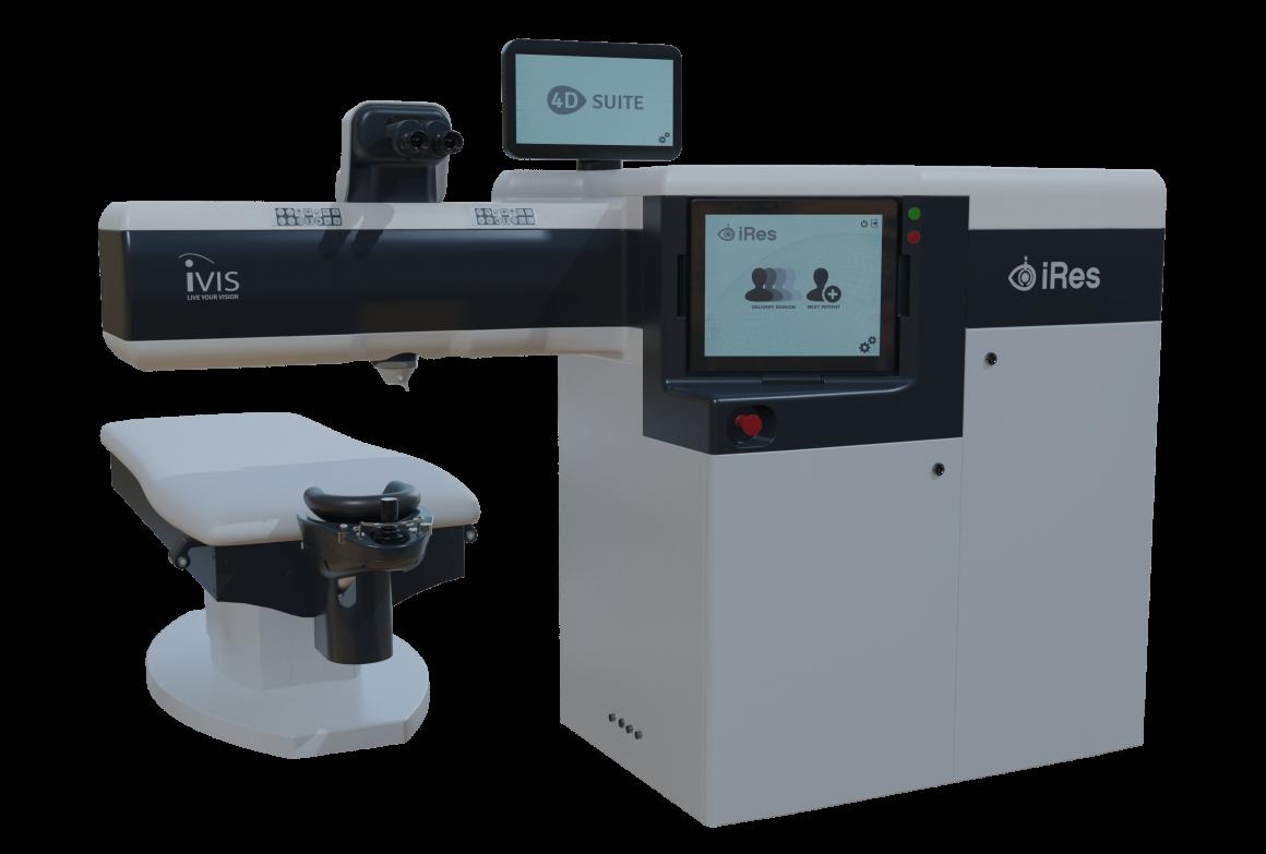 iRes™2 – il laser ad eccimeri più veloce con frequenza di 2.0KHz
